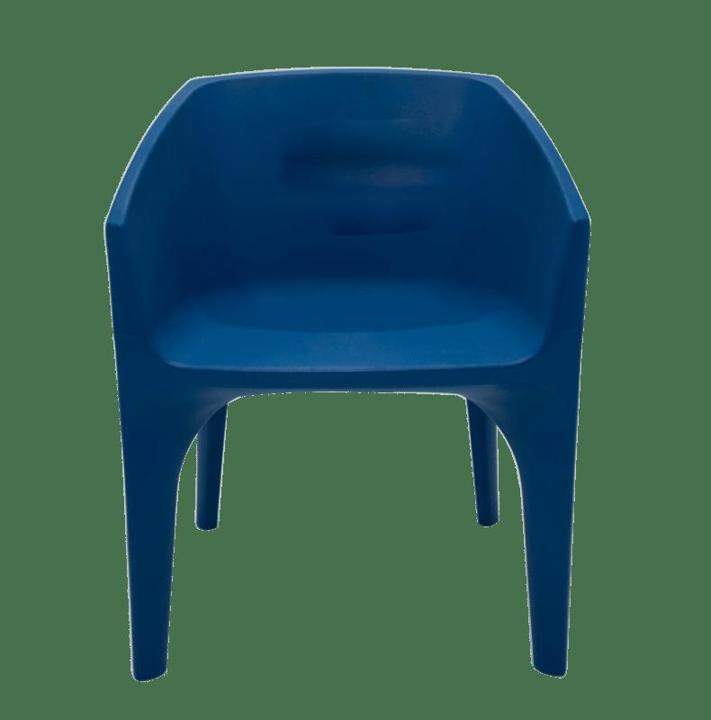 Cadeira Paco Azul Mariner Tramontina 92715034