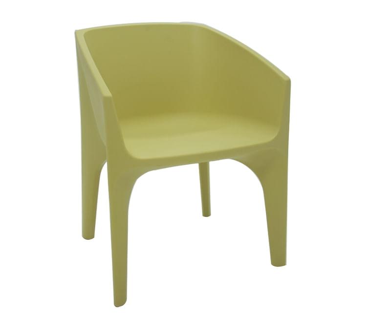Cadeira Paco Verde Pistache Tramontina 92715024