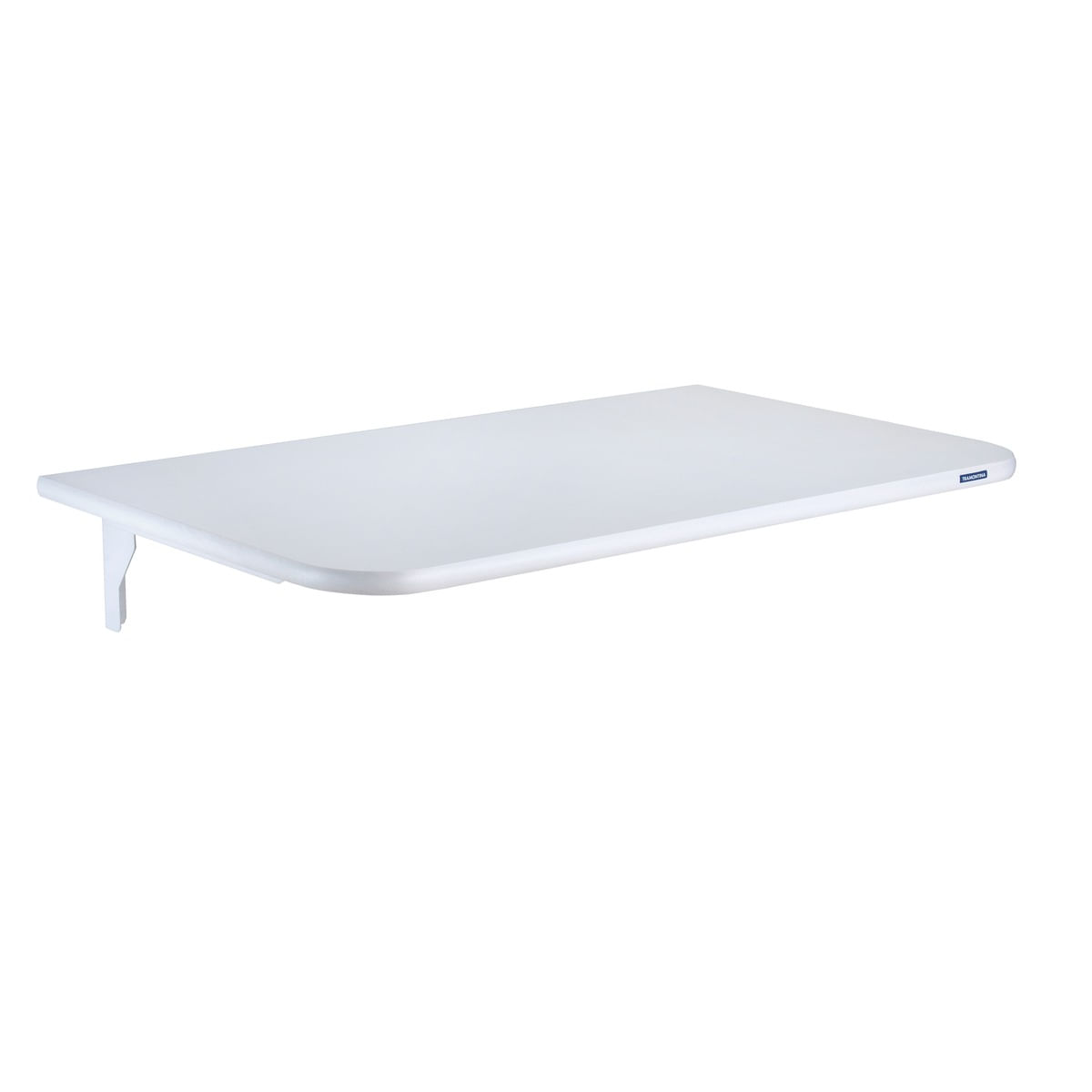 Mesa Dobrável Branca Tramontina 75 x 45 cm 91734074