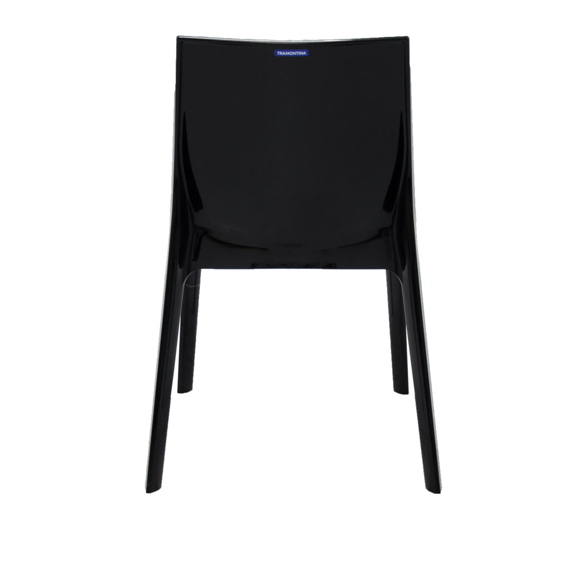 Cadeira Tramontina Alice Polida em Polipropileno Preto