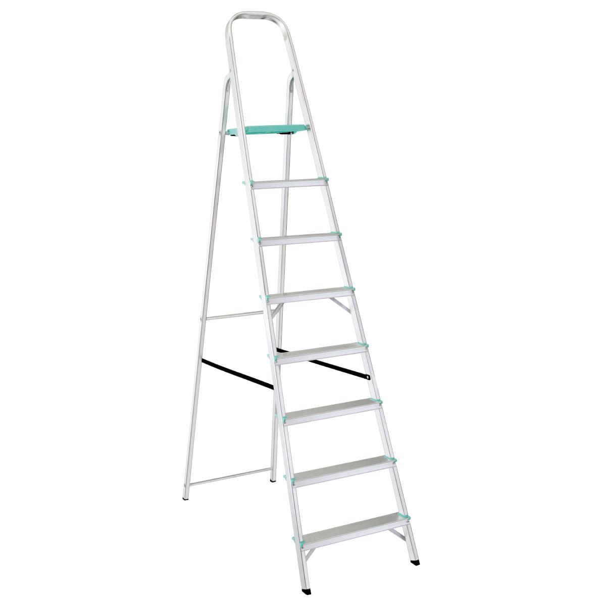 Escada de Alumínio Classic Tramontina 8 Degraus 91850108
