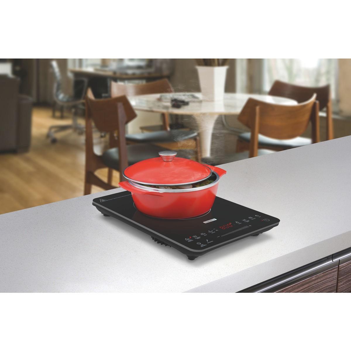 Cooktop Portátil por Indução Tramontina Slim Touch 127 V 94714131