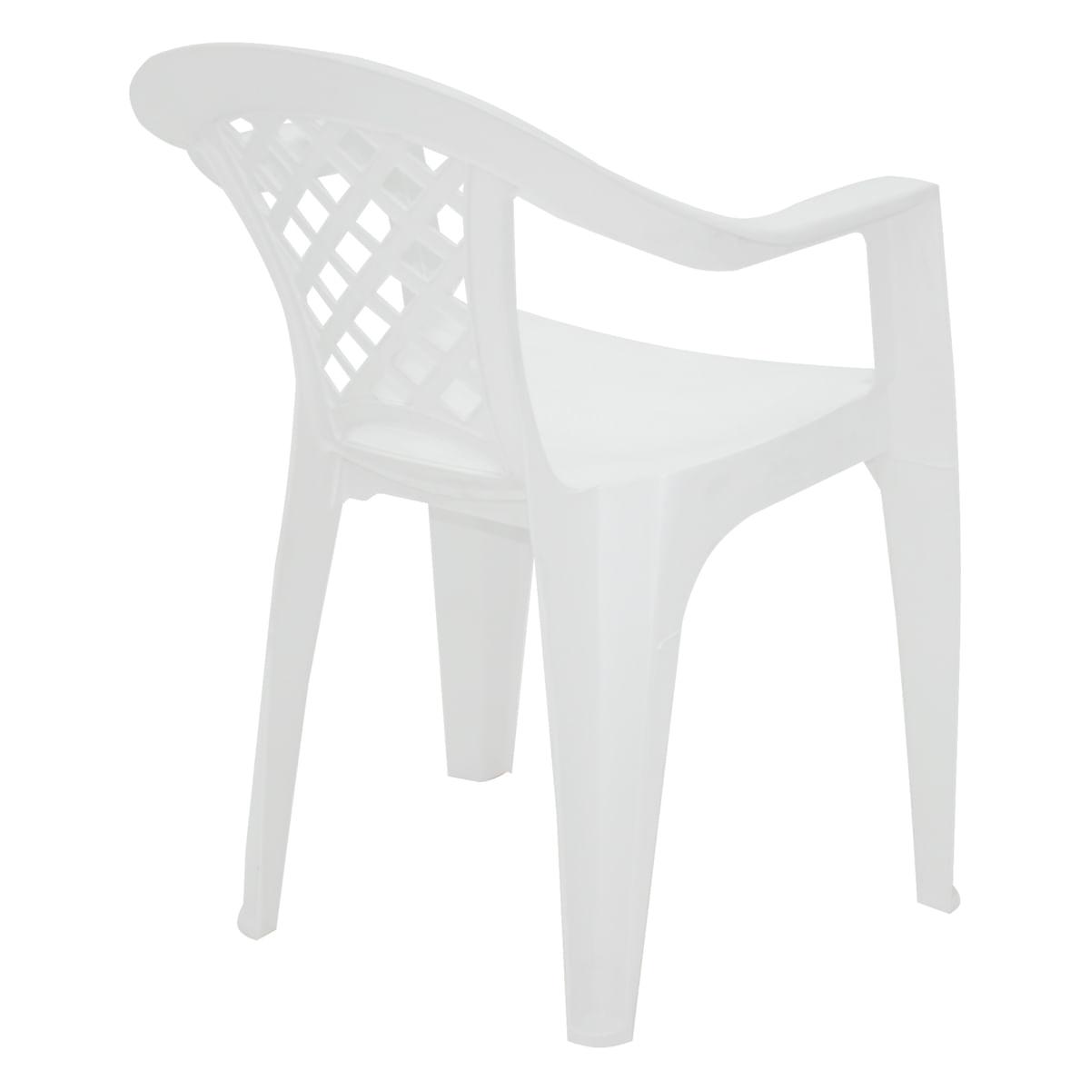 Cadeira Tramontina Iguape em Polipropileno Branco