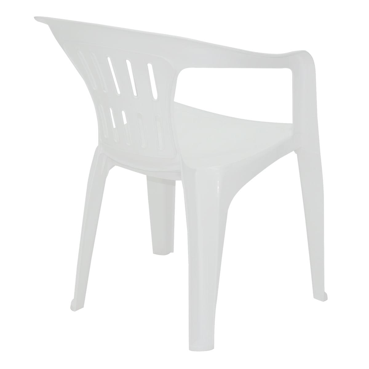 Cadeira Tramontina Atalaia em Polipropileno Branco