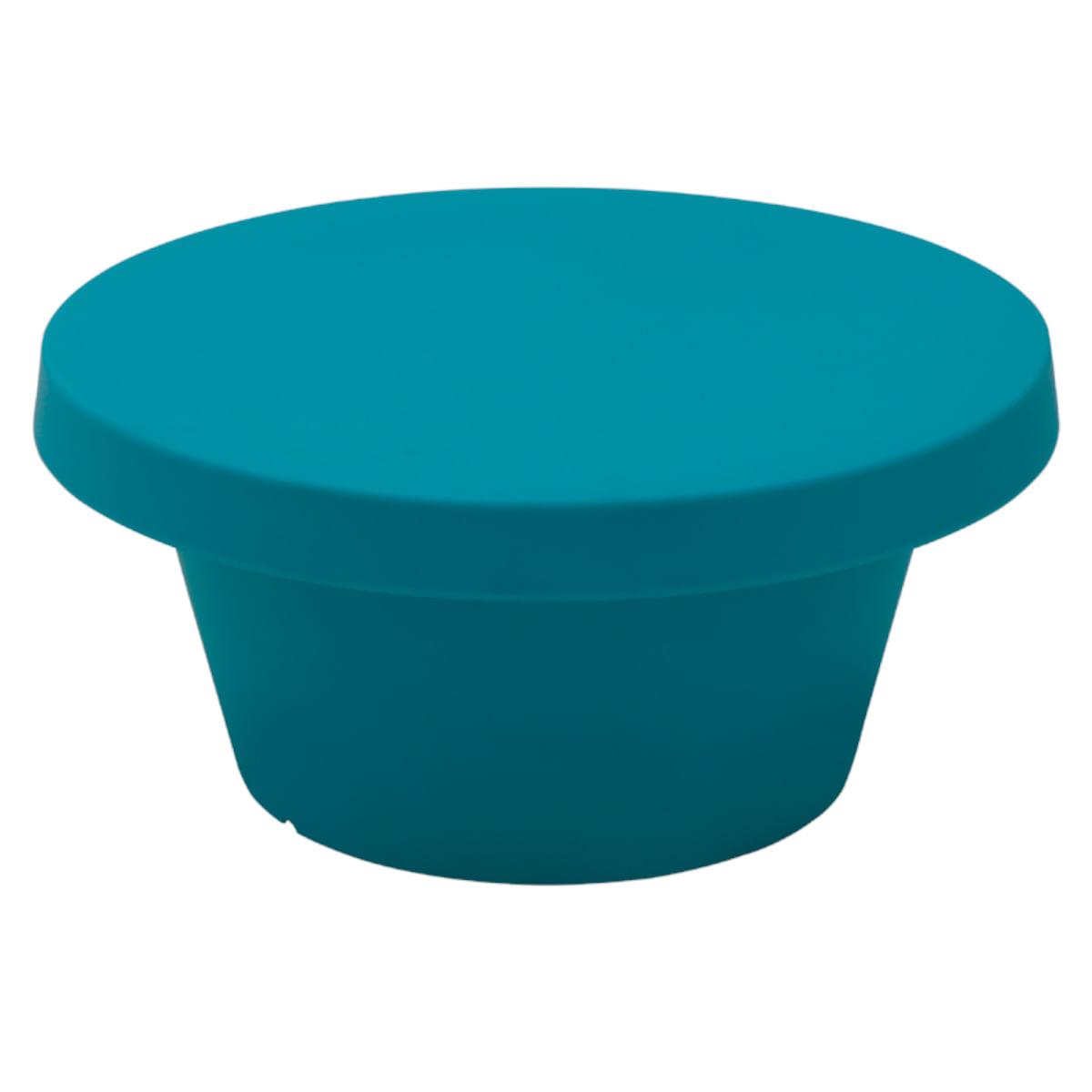 Mesa de Centro Infantil Tramontina Cona em Polietileno Azul
