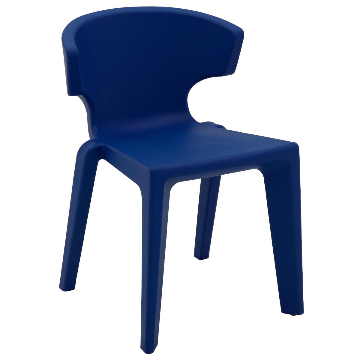 Cadeira Tramontina Marylin em Polietileno Mariner